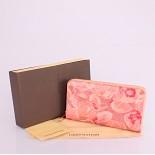 90029 モノグラムヴィトンコピー財布代引き赤い 男性女性 ユニセックス 長財布