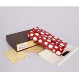 通販中国国内発送 M91574 専用牛革生地 赤い 女性 コピーヴィトン長財布