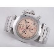 カルティエ 偽物腕時計代引き可能中国国内発送   パシャ   ウオッチ カドラン  ブラック  オートマティック