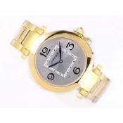 格安ばれないスーパーコピー カルティエ腕時計 タンク カドラン  ブラン -メンズ   タイユ  ルネット  シリーズダイヤモンド