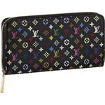 ルイヴィトン コピー財布代引き口コミM60244モノグラム・マルチカラー ジッピー・ウォレット ピ