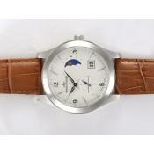 ジャガールクルト コピー時計代引き 通販おすすめ ステンレススチール カドラン オートマティック