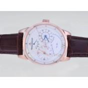 ジャガールクルト コピー腕時計代引き可能中国国内発送 ステンレススチール カドラン ローズ