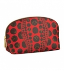 ルイヴィトン 財布スーパーコピー 代引き対応安全ヤヨイクサマ草間 化粧コスメポーチ M47347