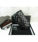 chanelコピー通販商品代引きさん三つ折財布たばさみバッグ372377油蜡皮