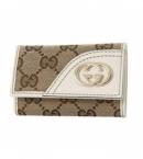 グッチスーパーコピー 代引き財布通販専門店 ニューブリット GG柄 キーケース 181599FFPAG9761