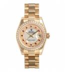 ロレックス時計コピー通販後払い オイスターパーペチュアル デイトジャスト179138NMR