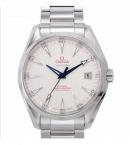 オメガコピー腕時計安全代引き シーマスター コーアクシャル アクアテラ クロノメーター(L)231.10.42.21.02.002ブランドコピー腕時計