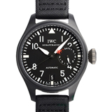 iwc スーパーコピー代引き格安ばれないパイロットウォッチ ビッグパイロット・トップガンIW501901