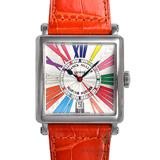 フランクミュラー 時計 スーパーコピーマスタースクエアー カラードリームス6000HSCDTR COL DRM 商品口コミ