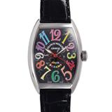 フランクミュラー 時計 スーパーコピー通販信用できるトノウカーベックス カラードリームス7851SC COL DRM