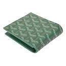 ゴヤール スーパーブランドコピー 代引き口コミおすすめ 後払い二つ折り財布 グリーン GOYARD-121