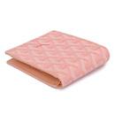 ゴヤールコピー代引き発送 二つ折り財布 名刺入れ ピンク GOYARD-113