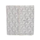 ゴヤール スーパーコピーブランド 代引き通販口コミ 二つ折り財布 Wホック ホワイトGOYARD-106