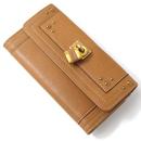 クロエ コピー財布7epm02 7e422 000 長財布 小銭入れ付き パディントン タンブラウン 中国国内発送安全