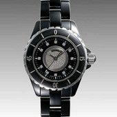 シャネル 腕時計 コピー J12 33 H2122 レディース クォーツ ばれない