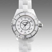 chanel コピー腕時計女性用クォーツ J12 33 H1628専門店安全