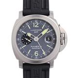 パネライ時計スーパーコピー通販後払い  ルミノールGMT PAM00089