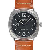 パネライ時計スーパーコピー 通販後払い ラジオミール ブラックシール PAM00183