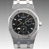 オーデマピゲコピー時計通販代引きロイヤルオークデュアルタイム 26120ST.OO. 1220ST.03