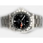 ロレックス スーパーコピー腕時計通販後払い エクスプローラー ステンレススチール マーキング オートマティック ウオッチ 安全代引き日本
