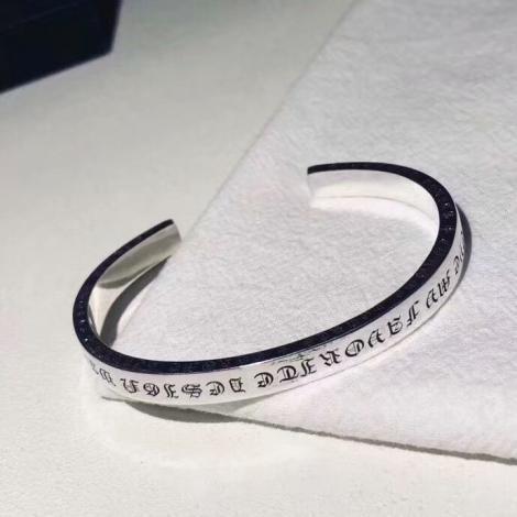 ブランド国内クロムハーツ Chrome Hearts 店長は推薦します ブレスレット 純銀 CH1809スーパーコピーブランド