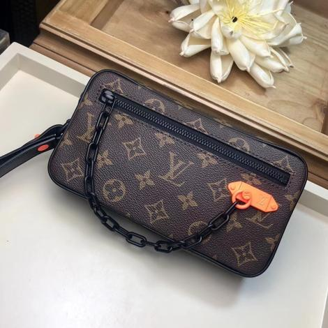 uk availability 53abd 857ab ルイヴィトン LOUIS VUITTON 新品同様 M44458 クラッチバッグ ...