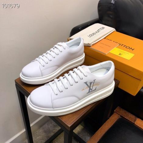 ルイヴィトン LOUIS VUITTON 2019年春夏新作靴偽物販売口コミ