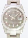 ロレックススーパーコピー デイデイト 118209NCA オイスターブレス ブラックシェル