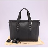 ヴィトン コピー必ず届く安全通販 エピ・レザー 32015 ブラック メンズ ハンドバッグ