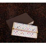 ヴィトン スーパーコピー新作女性 長財布 モノグラム 白い M92659