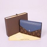 M60499 モノグラム ブルー ヴィトン スーパーコピーn品商品口コミ 女性 クラッチバッグ