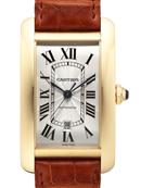 カルティエ スーパーコピーブランド腕時計代引き口コミ タンクアメリカン XL W2609756