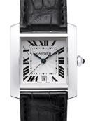 カルティエ タンクフランセーズ LM W5001156 ブランド時計コピー通販後払い