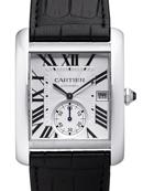 カルティエ Cartier タンクMC オートマティック W5330003