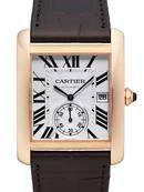 カルティエ Cartier タンクMC オートマティック W5330001