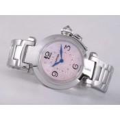 カルティエ コピー腕時計代引き対応安全 通販おすすめ   パシャ   ウオッチ   カドラン  シルバー-ダメ    タイユ    ダイヤモンド