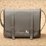 エルメス  ビジネスバッグ  サックスティーブ32エタングレー×シルバー金具- スティーブミーティング メンズ 210410084221