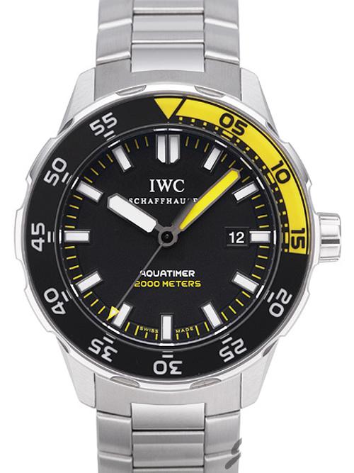 IWC アクアタイマー オートマティック 2000 IW356801
