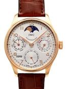 IWC ポルトギーゼ パーペチュアル カレンダー IW502302