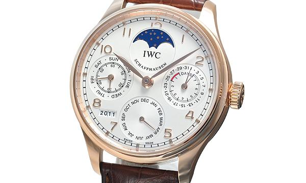 IWCポルトギーゼ パーペチュアルカレンダIW502306