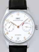 IWCスーパーコピー ポルトギーゼ IW500114 7DAYS ホワイト自動巻
