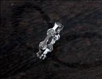 品番:ACGU201931J85009000グッチ GGラブトンド リング(指輪) ホワイトゴー