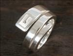 品番:ACGU077521098408106グッチ スネークリング(指輪) スターリングシルバー