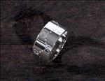 gucci コピー代引き ACGU073238098509000 GGリング(指輪) ホワイトゴールド 073238