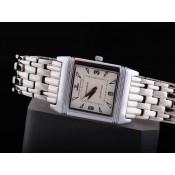 ジャガ•ールクルト コピー腕時計代引き対応安全 ステンレススチール カドラン ブラン オートマティック ウオッチ