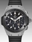 ウブロ腕時計コピーキングパワー スプリットセコンド ジルコニウム 709.ZM.1770.RX