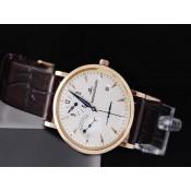 ジャガ•ールクルト コピーブランド腕時計 ゴールド トラバーユ カドラン ブラン オートマティック