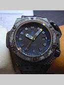 ウブロ スーパーコピーおすすめオーシャノグラフィック 4000 オールブラックブルー 世界500本限定 731.QX.1190.GR.ABB12スーパーコピー 時計