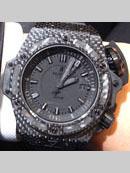 ウブロ腕時計スーパーコピーおすすめ 口コミオーシャノグラフィック 4000 カーボン 世界500本限定 731.QX.1140.RX最高品質ロレックス偽物時計